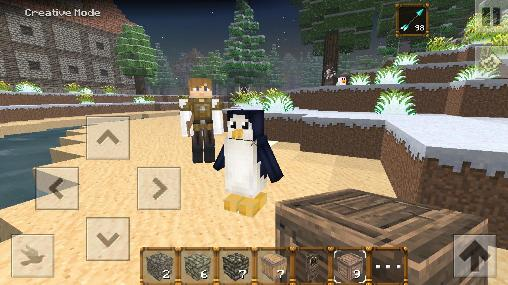 Winter blocks 2: Exploration Screenshot