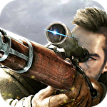 Sniper 3D: Strike assassin ops icono