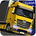 Cargo simulator 2019: Turkey іконка