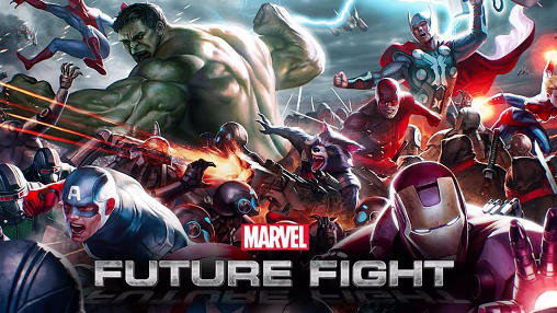 Marvel: Future fight screenshot 1