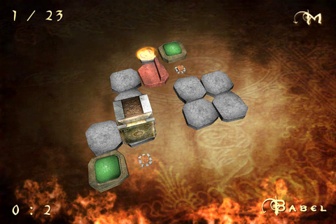 Screenshot Cubox auf dem iPhone