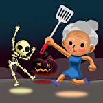 The best angry granny: Run game Symbol