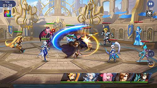 ストラテジー RPG Mobile legends: Adventure の日本語版