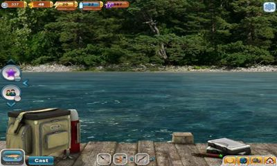Fishing Paradise 3D captura de pantalla 1