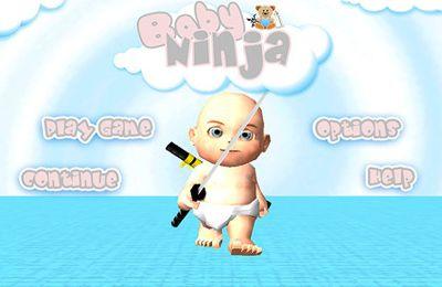 logo Baby Ninja