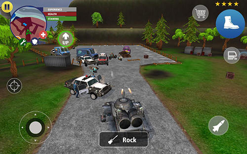 Royal battletown für Android