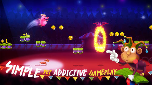 Piggy show for Android