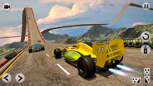 Formula GT: Car racing extreme stunts für Android