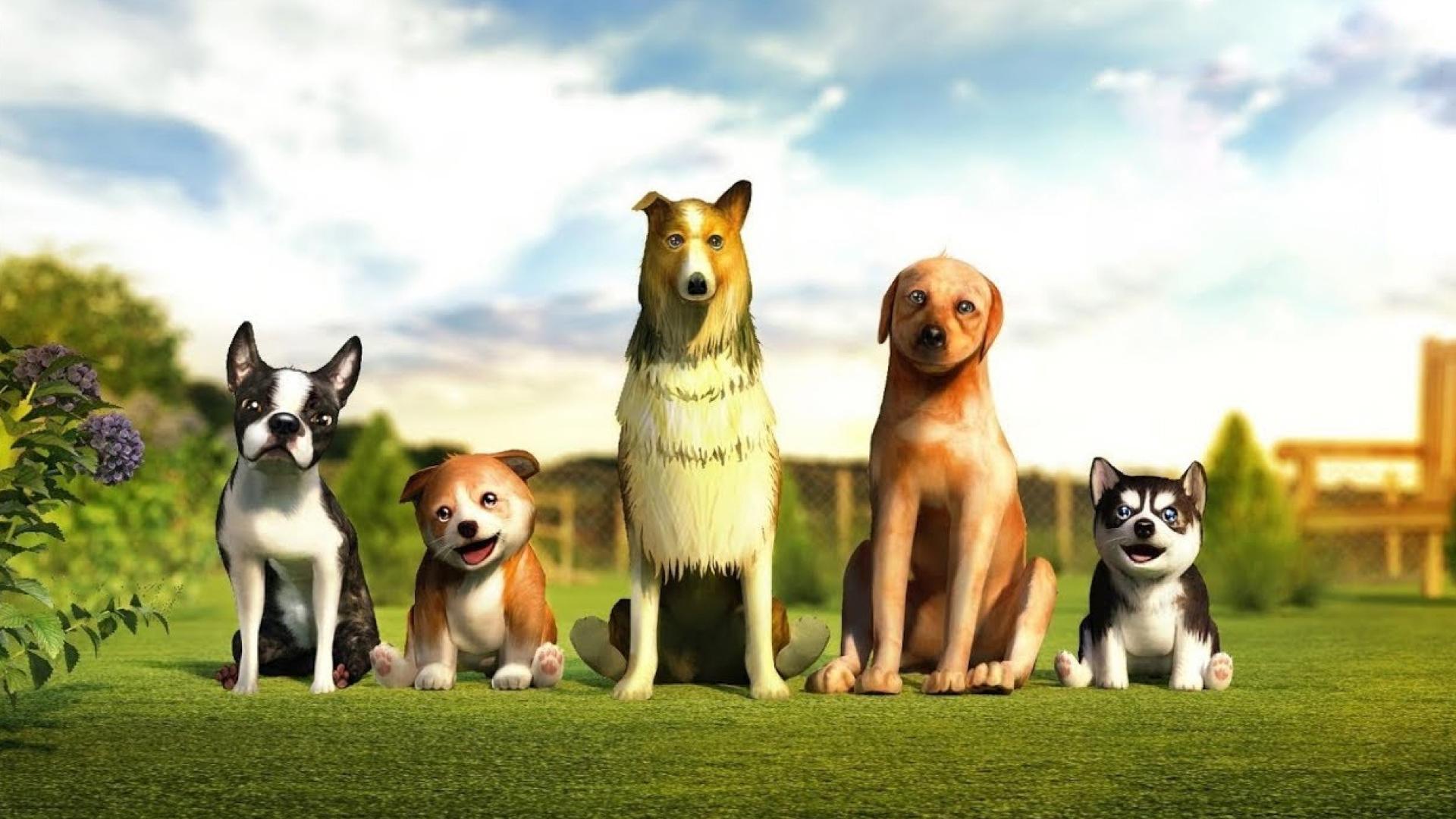 beste Spiele mit virtuellen Haustieren für Android