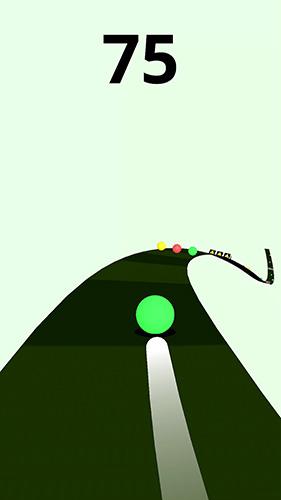 Arcade Color road! für das Smartphone