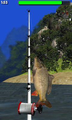 Big River Fishing 3D auf Deutsch