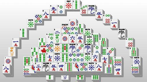 Mahjong solitaire Android 7 for Android