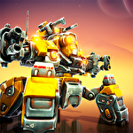 RoboRoyale : Battle royale of war robots ícone
