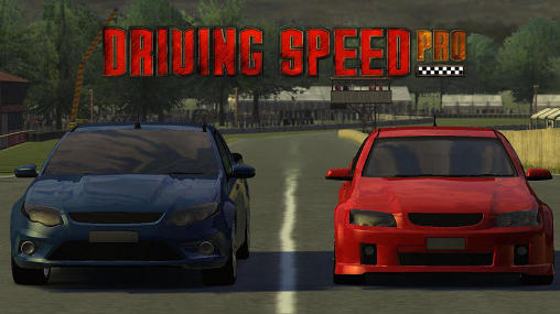 Иконка Driving speed pro