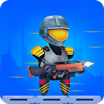 Guns 'n' guys: Pvp multiplayer action shooter icon