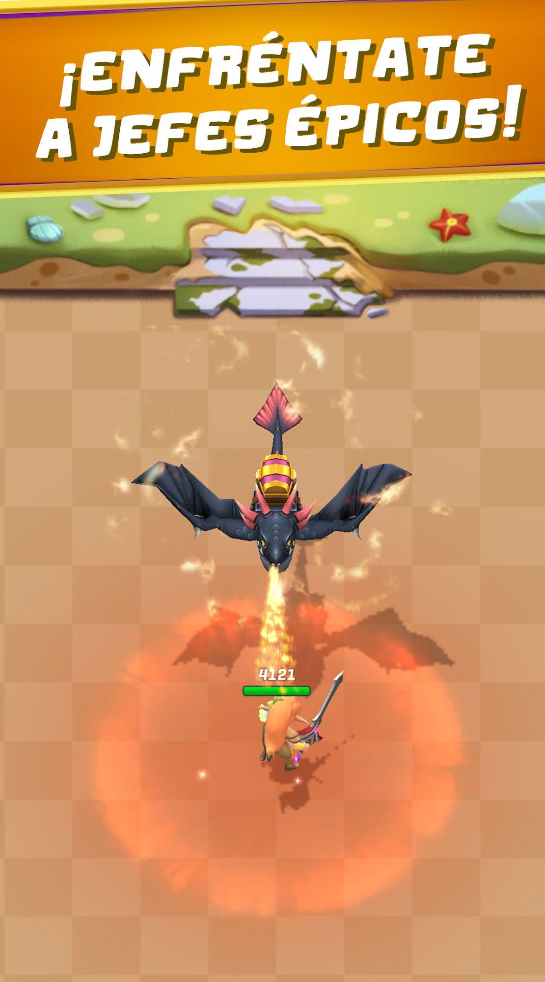 Arcade Hunter: Sword, Gun, and Magic captura de pantalla 1