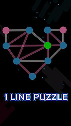 логотип Пазл 1 линии: Мания
