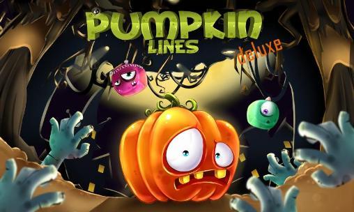 Pumpkin lines deluxe Screenshot