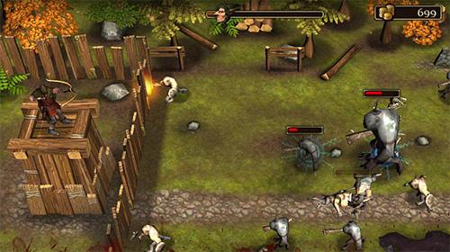 Three defenders 2: Ranger für Android