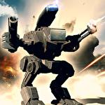 Mech battle icône