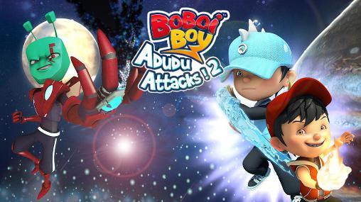 Boboi boy: Adudu attacks! 2 capture d'écran 1