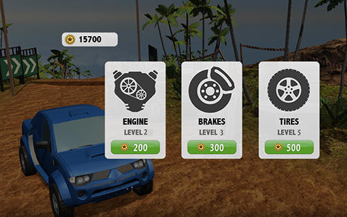 SUV 4x4 offroad rally driving für Android