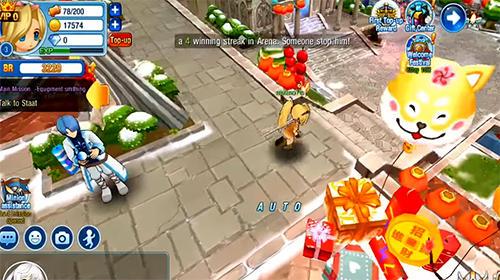 RPG-Spiele Pocket Luna für das Smartphone
