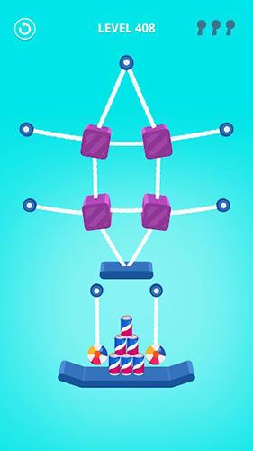 Android Logik für BenQ: Seilschnitt