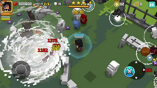 Pixel knights captura de pantalla 1