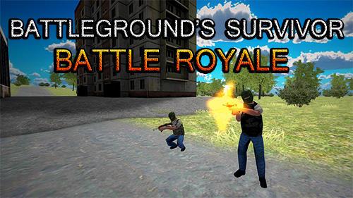 Battleground's survivor: Battle royale captura de pantalla 1