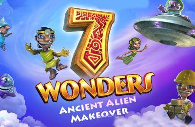 логотип 7 чудес Света: Реконструкция древними Инопланетянами
