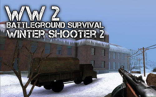 World war 2: Battleground survival winter shooter 2 icon