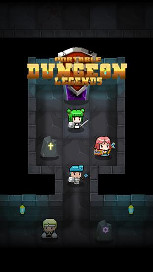 Portable dungeon legends Screenshot