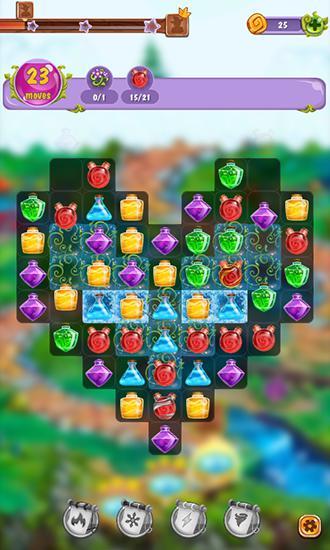 Fairy mix 2 Screenshot
