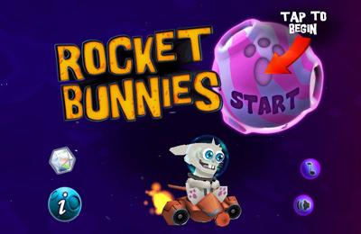 logo Conejos en el espacio