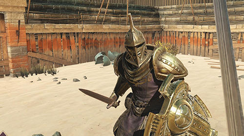 The elder scrolls: Blades for Android