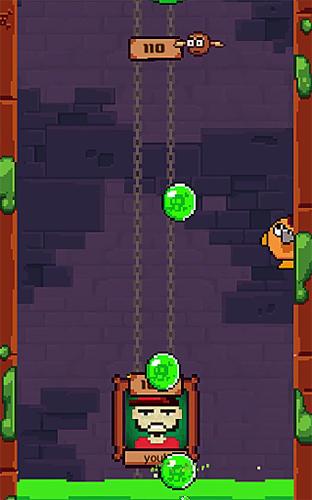 Arcade Super sticky jump für das Smartphone