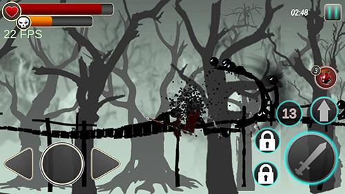 Stickman reaper Screenshot