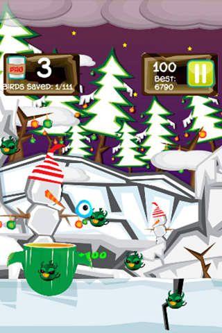 Captura de pantalla Salva a mis pájaros 2 en iPhone