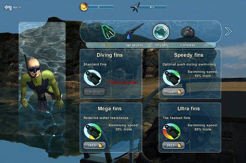 Screenshot Tiefenjäger 2: Tiefes Tauchen auf dem iPhone