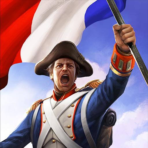 Grand War: Napoleon, War & Strategy Games icône