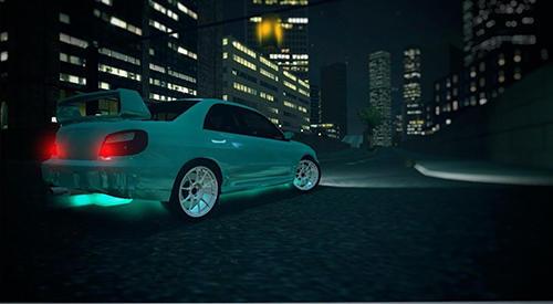 Underground street racing: USR Screenshot