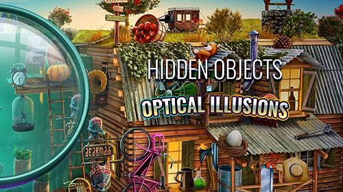 Optical Illusions: Hidden objects game Screenshot