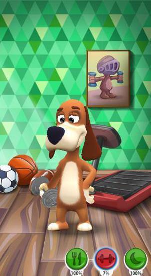 My talking beagle: Virtual pet для Android