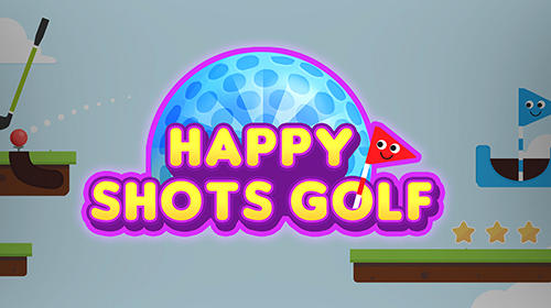Happy shots golf captura de pantalla 1