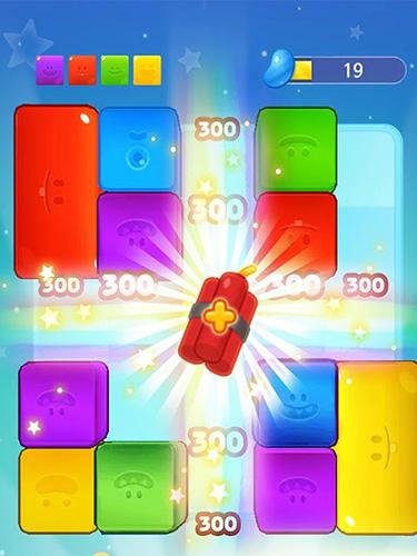 Jelly cube auf Deutsch