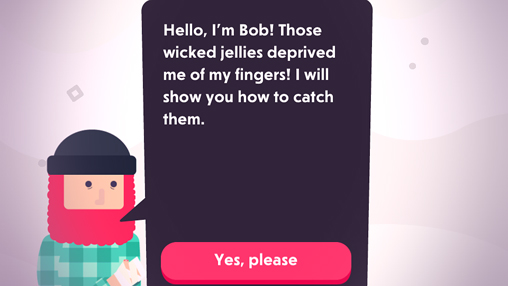 Arcade games: download Jellies! to your phone