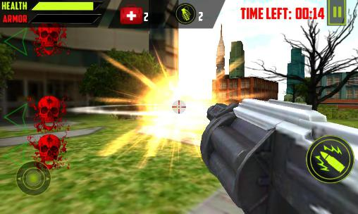 Elite gunner 3D Screenshot