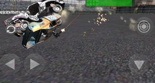 Derby-Spiele Maximum crash: Extreme racing auf Deutsch