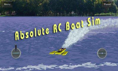 Absolute RC Boat Sim Screenshot